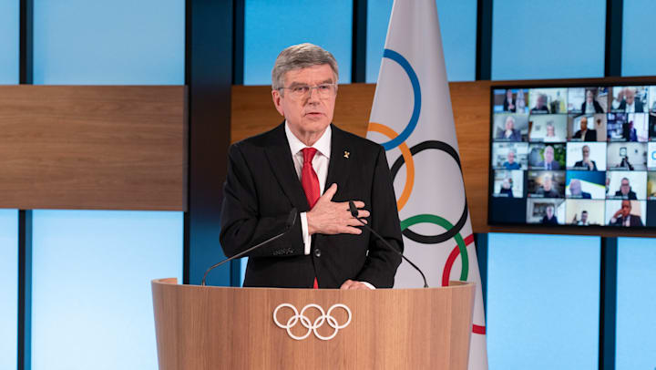 Thomas Bach re-elected IOC President for additional four years