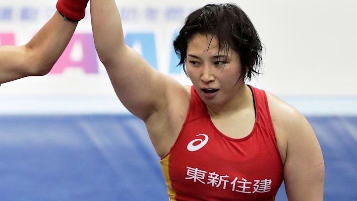 男子フリー74kg級の乙黒圭祐と女子68kg級の土性沙羅が代表内定|レスリング東京五輪プレーオフ