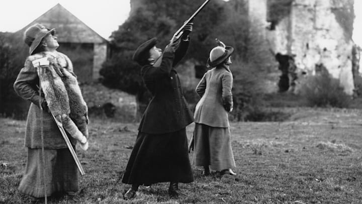 射撃競技の起源| 最古の大会は500年以上前