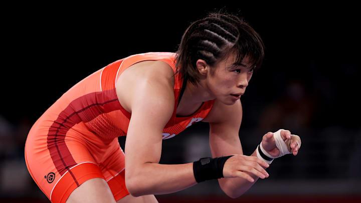 8月5日】東京五輪・レスリングの放送予定 女子FS57kg級・川井梨紗子