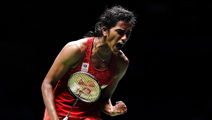 """PV Sindhu expresses wonder at Ronaldo's skill: """"I don't know how to put into words"""""""