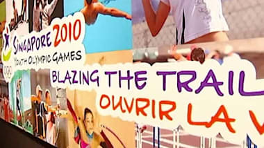 The great moments of Olympism