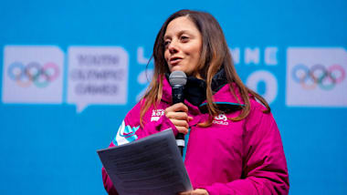"""Lausanne 2020: """"People came together to celebrate sport, youth and the Olympic values"""""""