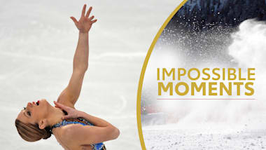 Joannie Rochette's Performance of a Lifetime | Impossible Moments