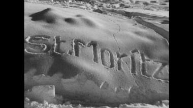 St Moritz 1928 Olympics Trailer | The White Stadium