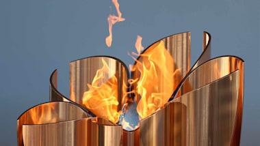 Tokyo dévoile ses plans pour le relais de la flamme olympique de 2021