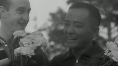 Groundbreaking diver Sammy Lee dies at 96