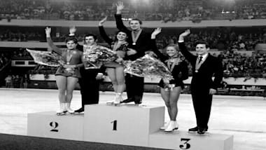 Irina Rodnina - Figure skating