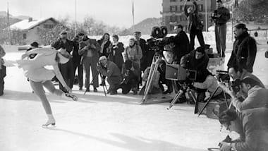 Barbara Ann Scott décroche l'or et justifie son rang en patinage artistique