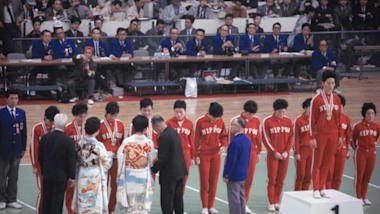 Bewitched: How seeds of Japan's 1964 gold in women's volleyball were sewn over a decade