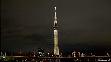 Olympic Torch Relay: Tokyo 2020 confirm municipalities visited and special Tokyo SkyTree illumination
