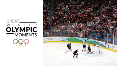 Men's Ice Hockey Final | Vancouver 2010 | Great Winter Olympic Moments