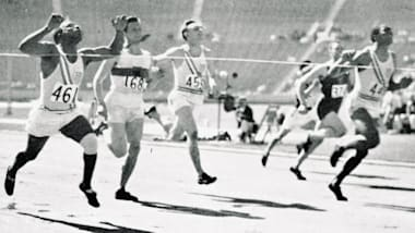 Tolan Wins Historic 100m Gold in Los Angeles 1932