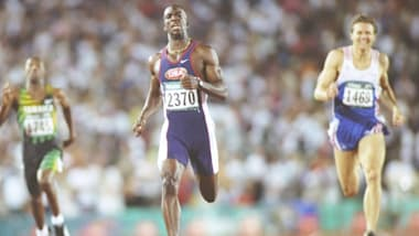 """An """"inspirational"""" home crowd, lobbying and the stiffest competition – Johnson's record-breaking 200m had it all"""