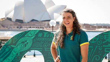 Jess Fox - Learn about the double Olympic canoe medallist chasing an elusive gold in Tokyo
