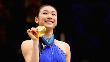 Yuna Kim and her life-changing Vancouver 2010 gold