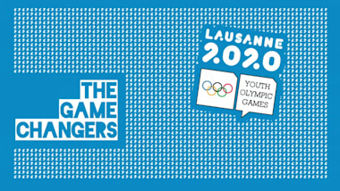 This is Lausanne 2020 Youth Olympic Games