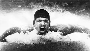 Snapped: Mark Spitz on his remarkable seven-in-seven at Munich 1972