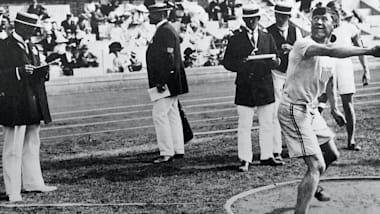 Jim Thorpe – a name etched in the annals of the Olympic Games