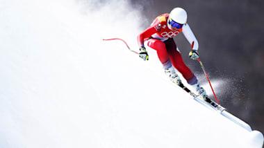 "Skiing finally ""fun"" again for Swiss star Suter as she eyes up Beijing 2022"
