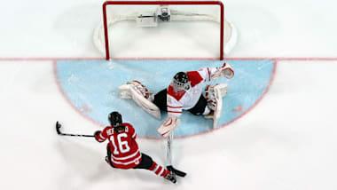 Jayna Hefford, l'enfant chérie du hockey sur glace continue de faire progresser son sport