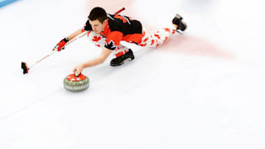 'The YOG were the most fun I've ever had curling,' says Lillehammer 2016 gold medallist Tardi