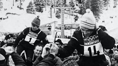 Goitschel sisters land famous Alpine double