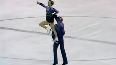 Torvill & Dean Win Gold - Figure Skating