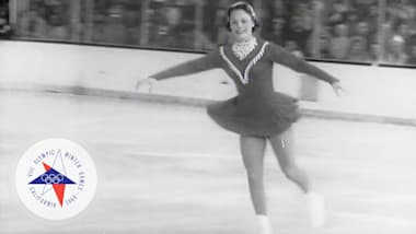 Carol Heiss - Figure skating individual women