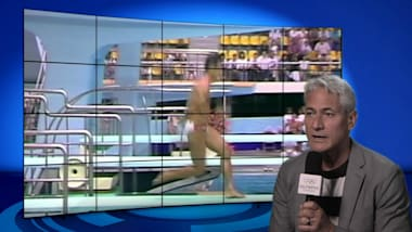 Greg Louganis | Seoul 1988 | Take the Mic
