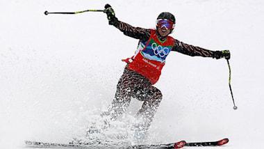Le ski cross déchaîne les passions