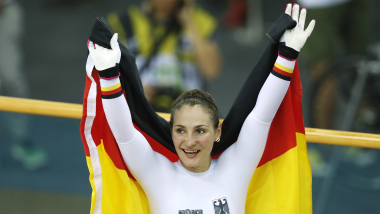 Two-time Olympic Champion Kristina Vogel reveals she'll never walk again
