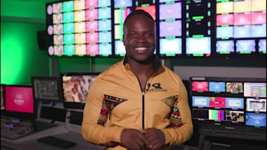 NOTICIAS DE LA SEMANA: Con Akwasi Frimpong