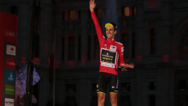 Vuelta winner Yates discusses World Championship hopes