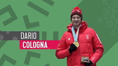 Dario Cologna: I miei highlights a PyeongChang