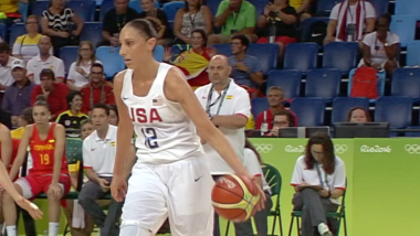 Basketball star to go for fifth gold at Tokyo 2020?