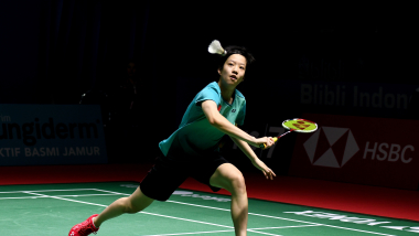 VICTOR China Open - تشانغتشو