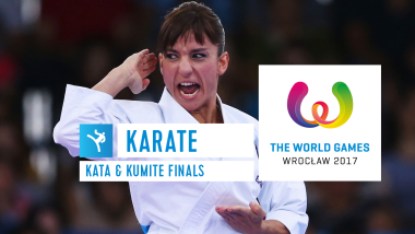 Karate Kata & Kumite Finals - The World Games Wroclaw 2017