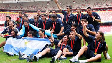 نيجيريا ضد الأرجنتين - نهائي كرة القدم | بكين 2008