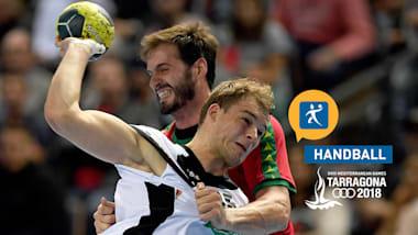Herren Finale Tag 10 | Handball