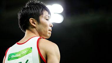 Sportliche Entwicklung: Kohei Uchimura