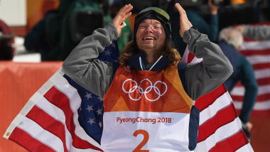 David Wise ispirato dagli atleti paralimpici