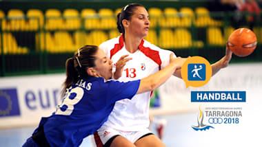 Damen Finale Tag 9 | Handball