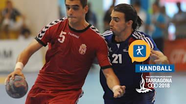 Herren, Spiel um Bronze, Tag 10 | Handball