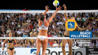 Semifinales - 9º día | Voleibol de playa