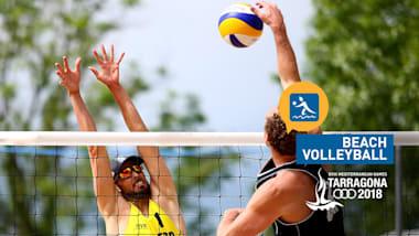 Rondas de clasificación, sesión vespertina - 8º día | Voleibol de playa