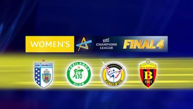 핸드볼: 여자 EHF 파이널4 2018 - 헝가리, 부다페스트 매거진
