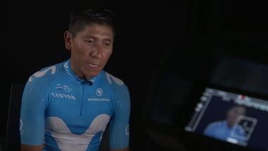 Quintana valuta le possibilità al Tour