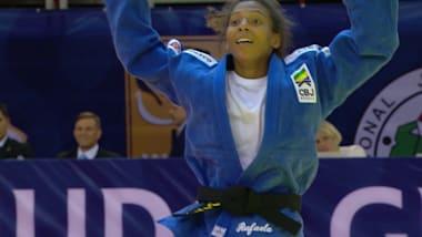 리우 2016 이후 첫 국제 대회 타이틀을 획득한 실바