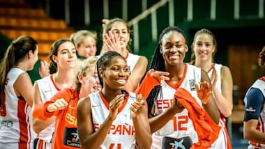 Finale   Championnats d'Europe (F) FIBA U-16 - Kaunas
